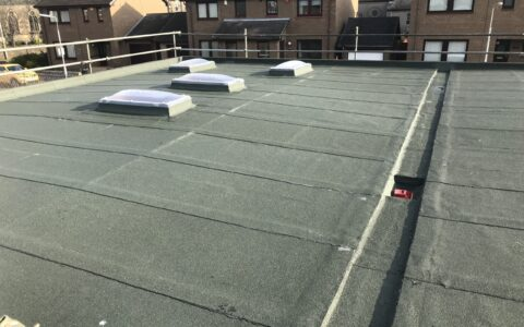 Roof Replacement, Mitie